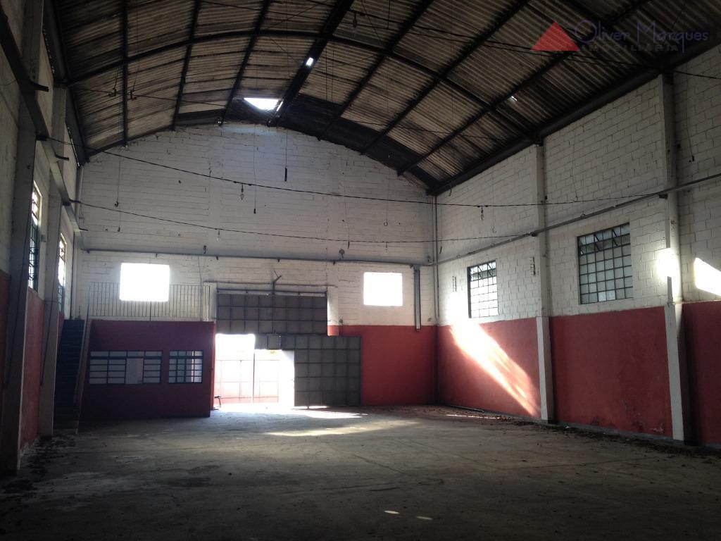 Galpão industrial para locação, Jaguaré, São Paulo - GA0163.