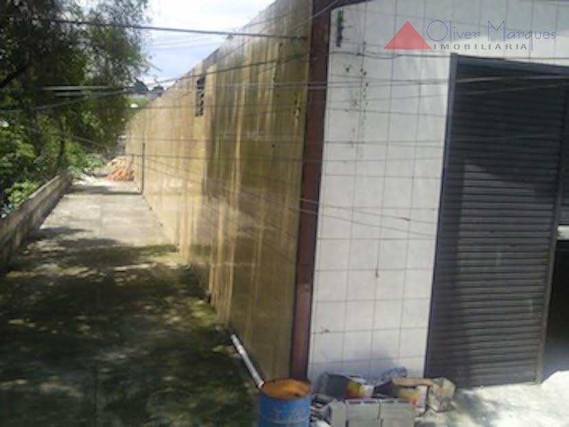 Galpão comercial à venda, Jardim Mirante, São Paulo - GA0164.