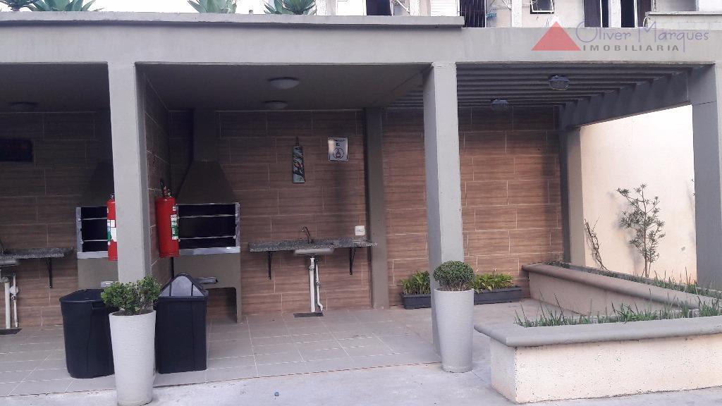 Apartamento residencial para locação, São Pedro, Osasco - AP4952.