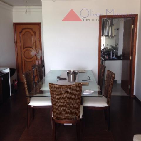 Apartamento residencial para locação, Jardim Bonfiglioli, São Paulo - AP4953.