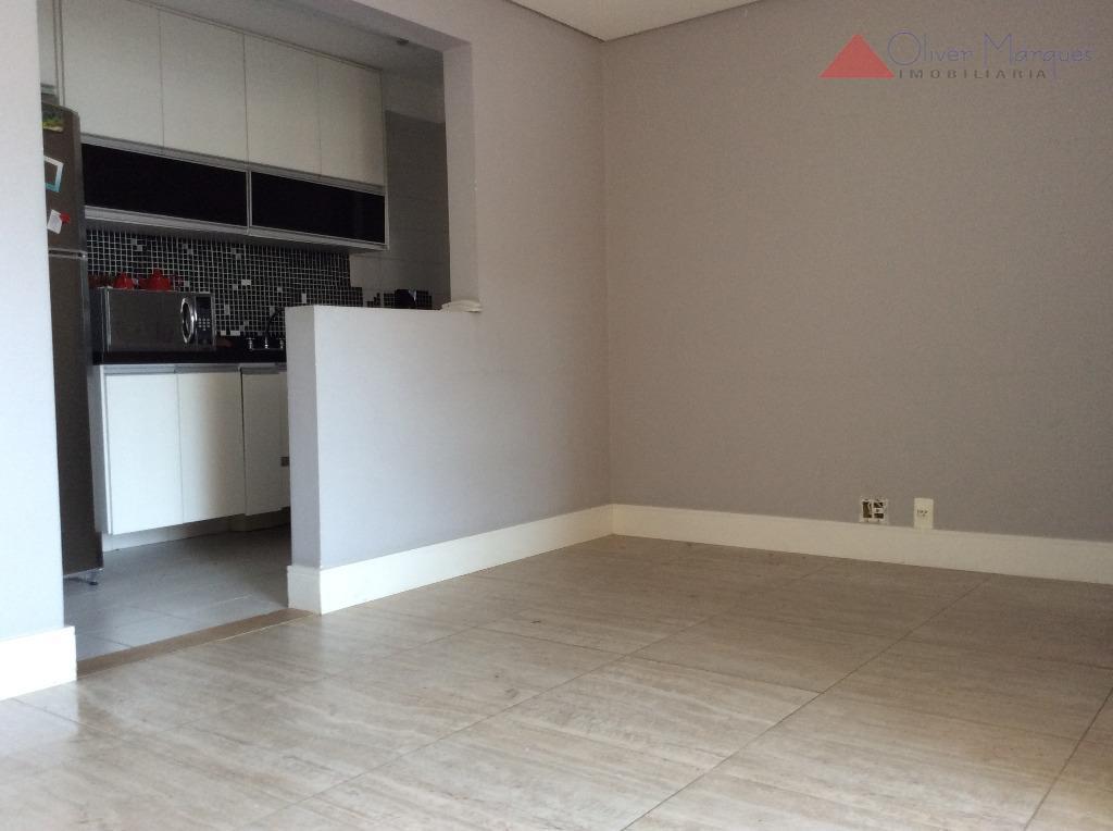 Apartamento residencial para locação, Vila São Francisco, São Paulo - AP4955.