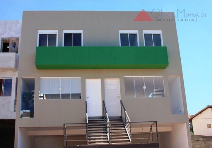 Sobrado residencial à venda, Outeiro de Passárgada, Cotia - SO1662.