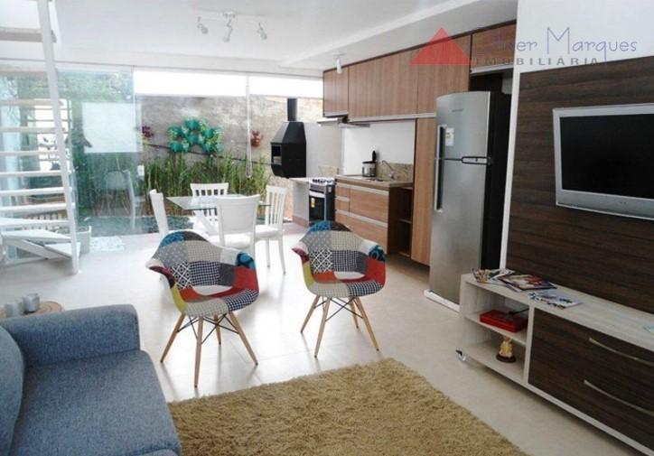 Sobrado residencial à venda, Outeiro de Passárgada, Cotia.