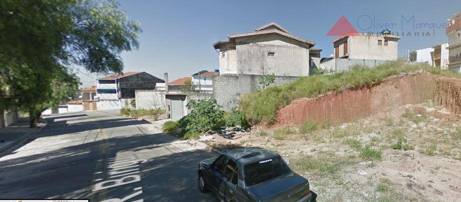 Terreno residencial à venda, Jardim Graziela, Barueri.