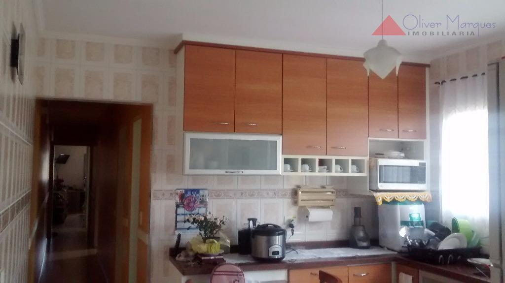 Casa residencial à venda, Vila Yolanda, Osasco - CA1033.