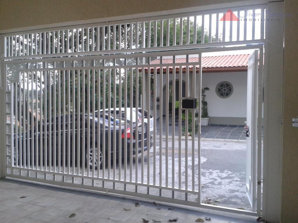 Casa residencial para locação, Parque Continental, São Paulo - CA1034.