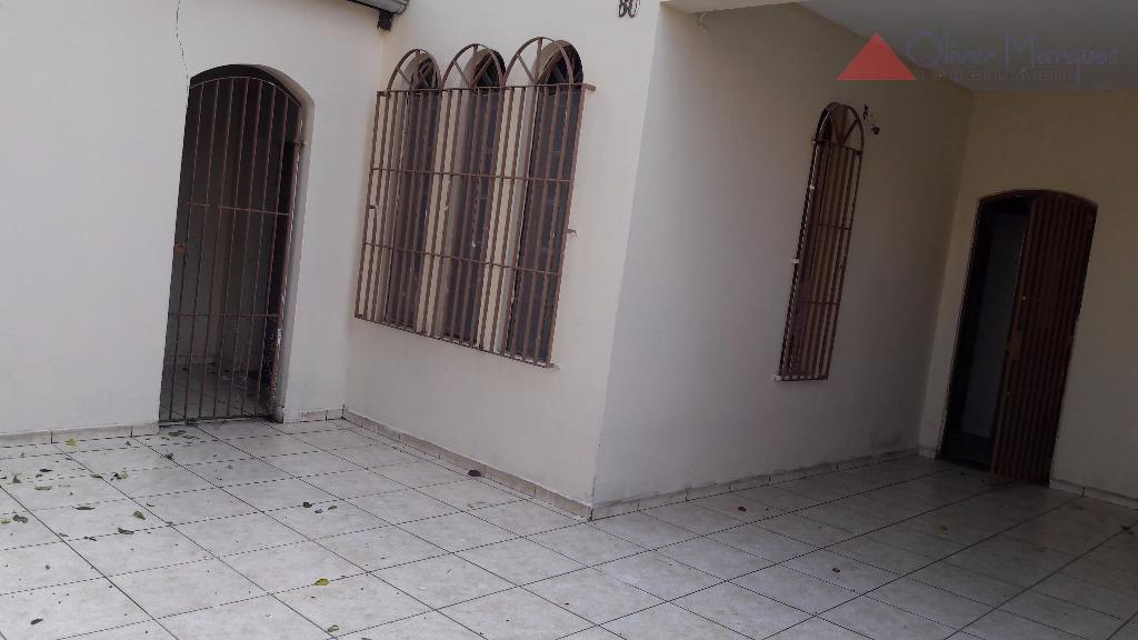 Casa residencial para locação, Jaguaré, São Paulo - CA0729.