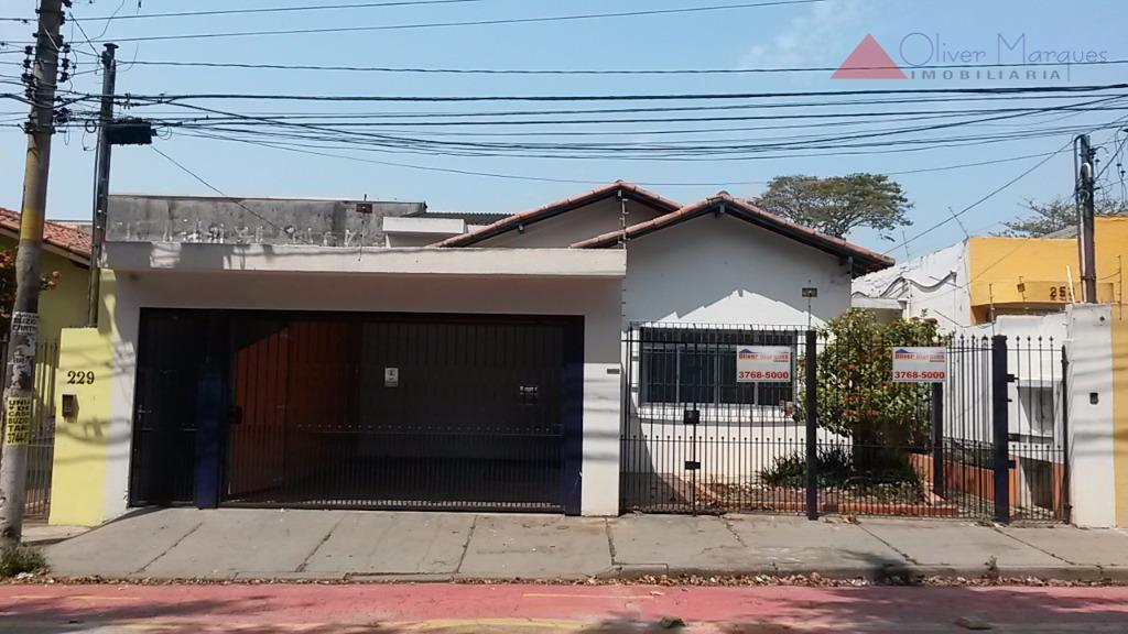 Imóvel: Oliver Marques Imóveis - Casa, São Paulo (CA1037)