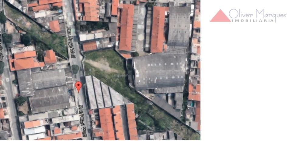 Galpão industrial para locação, Vila Paulistania, São Paulo - GA0174.