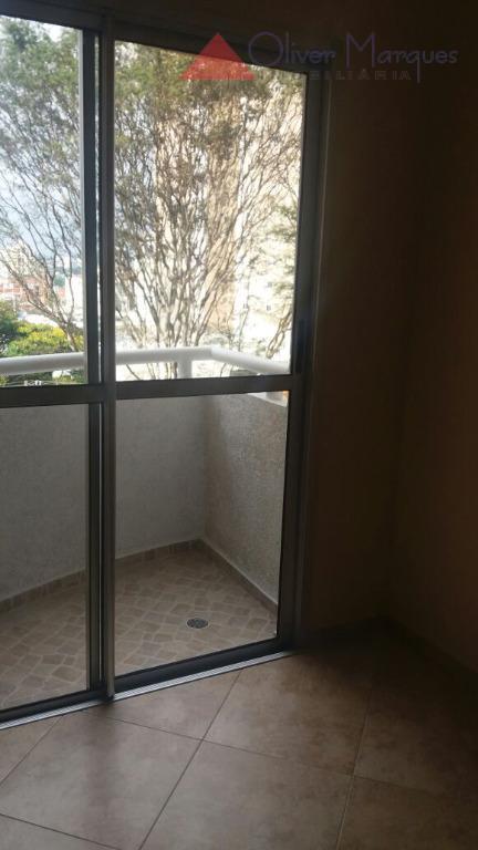 Apartamento residencial para locação, Centro, Osasco - AP5091.