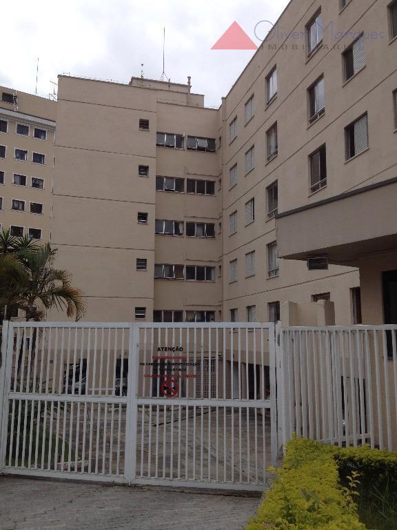 Apartamento residencial para locação, Vila São Francisco, São Paulo - AP5102.