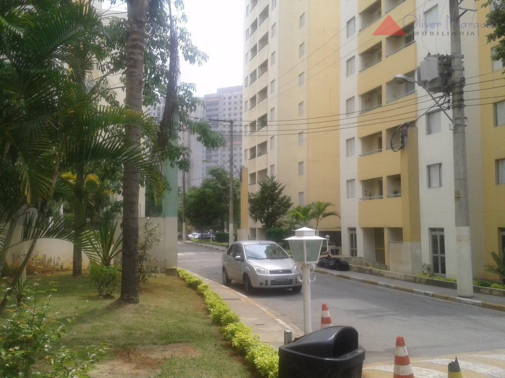 Apartamento residencial à venda, Parque Continental, São Paulo - AP5113.