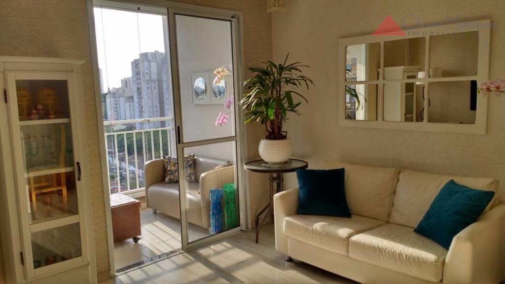 Apartamento residencial à venda, Jaguaré, São Paulo - AP5119.