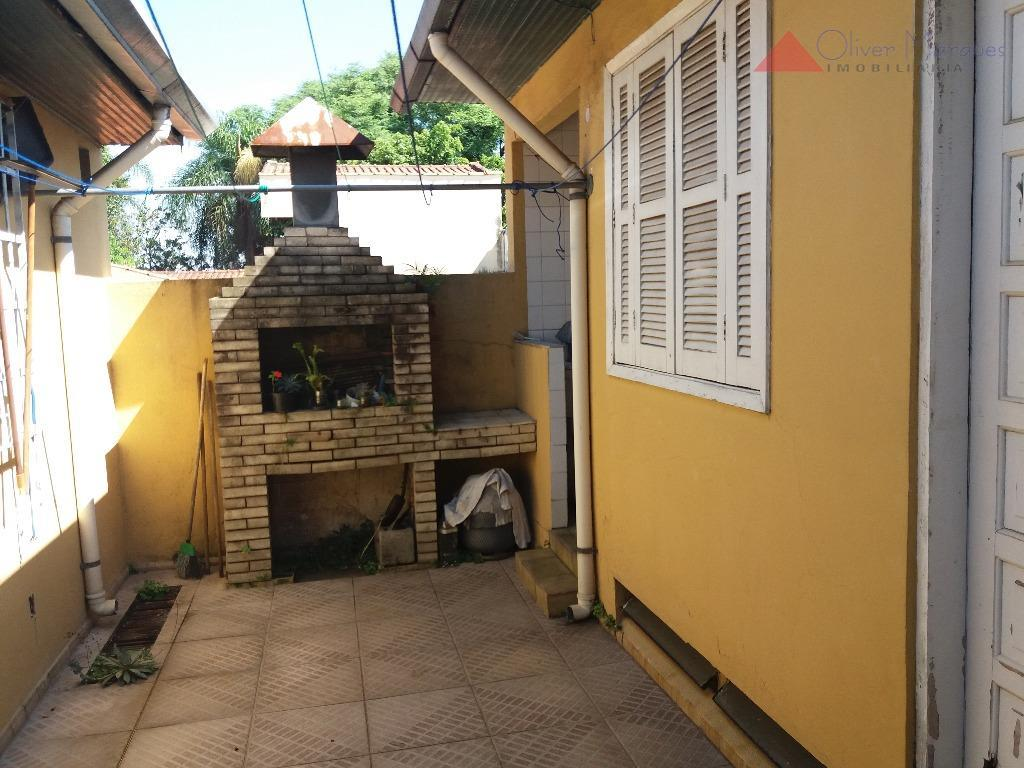 Casa residencial à venda, Parque Continental, São Paulo - CA1047.