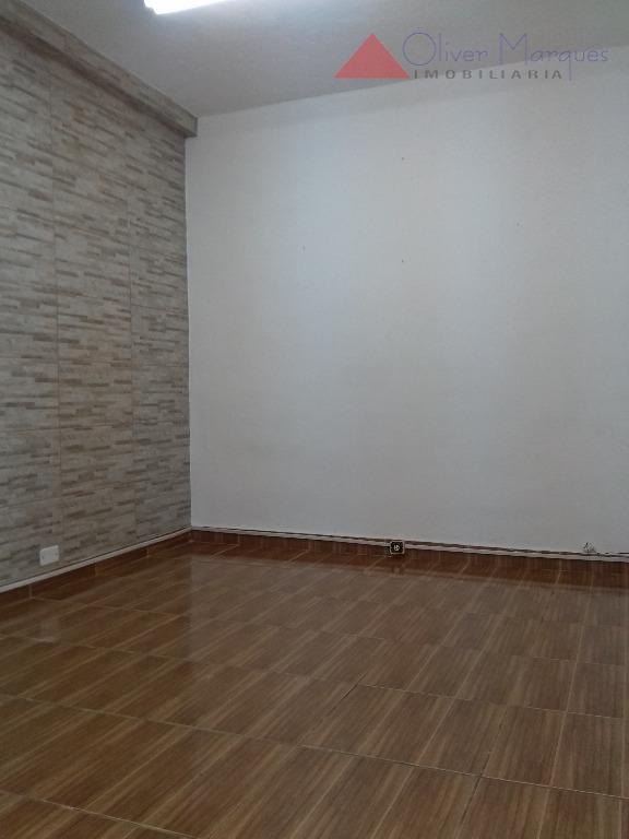 Sala comercial para locação, Vila Lageado, São Paulo - SA0184.