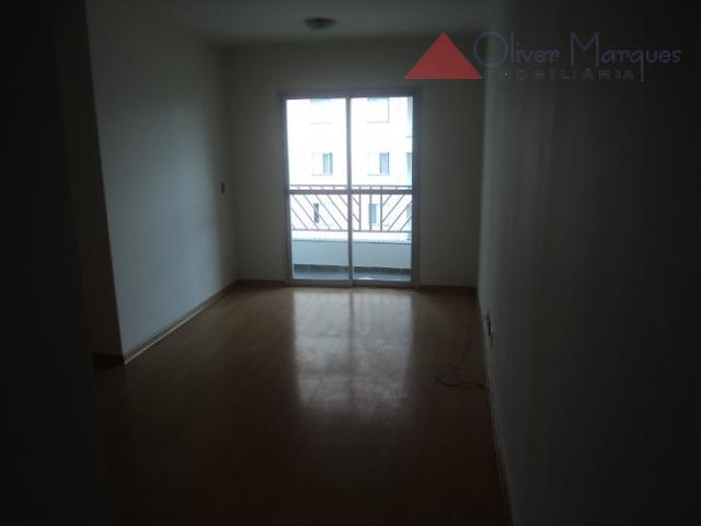 Apartamento residencial para locação, Continental, Osasco - AP5156.
