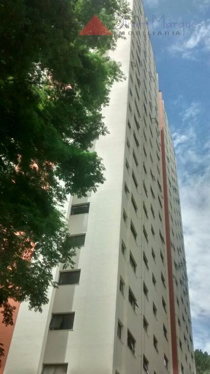 Apartamento residencial para locação, Alphaville Industrial, Barueri - AP4332.