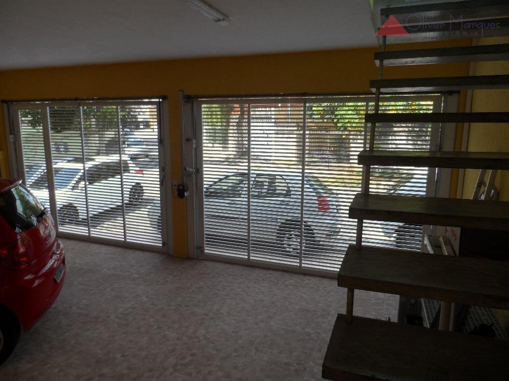 Casa residencial à venda, Jaguaré, São Paulo - CA1056.