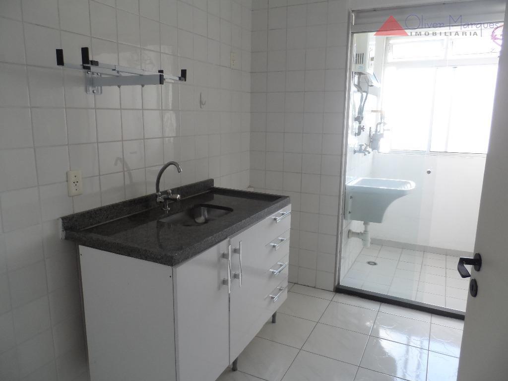 Apartamento residencial para locação, Jardim Monte Alegre, São Paulo.