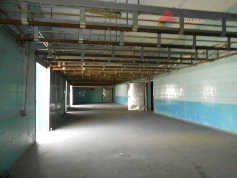 Galpão industrial para locação, Jaguaré, São Paulo.