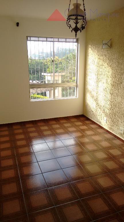 Apartamento residencial para locação, Vila São Francisco, São Paulo - AP5246.