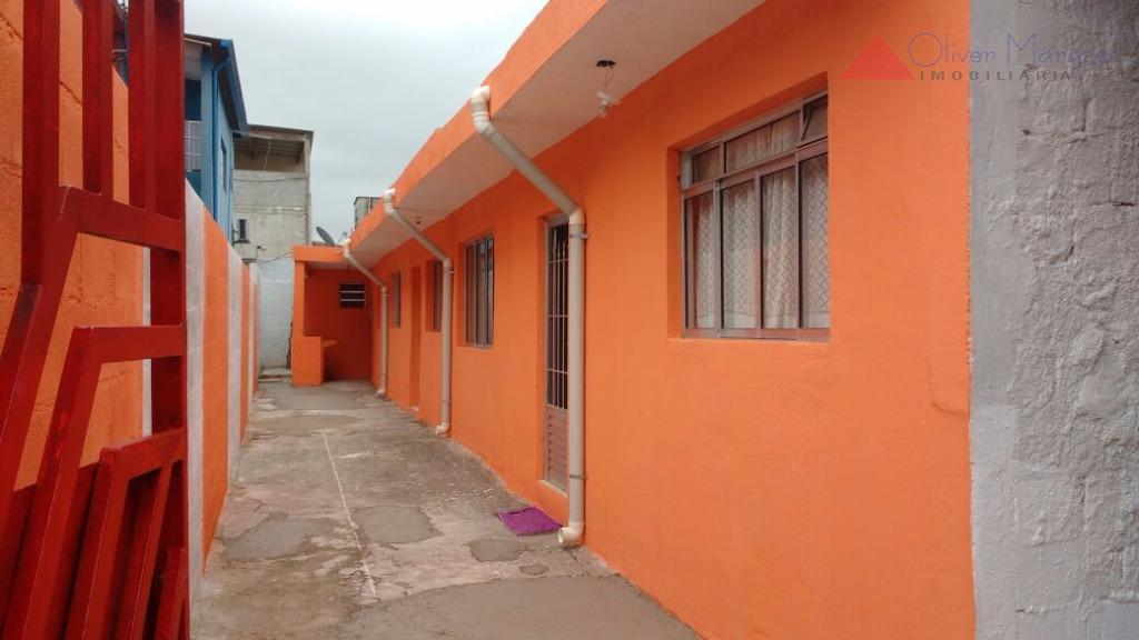 Casa residencial à venda, Bandeiras, Osasco - CA1080.