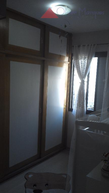 Apartamento residencial para locação, Centro, Osasco.