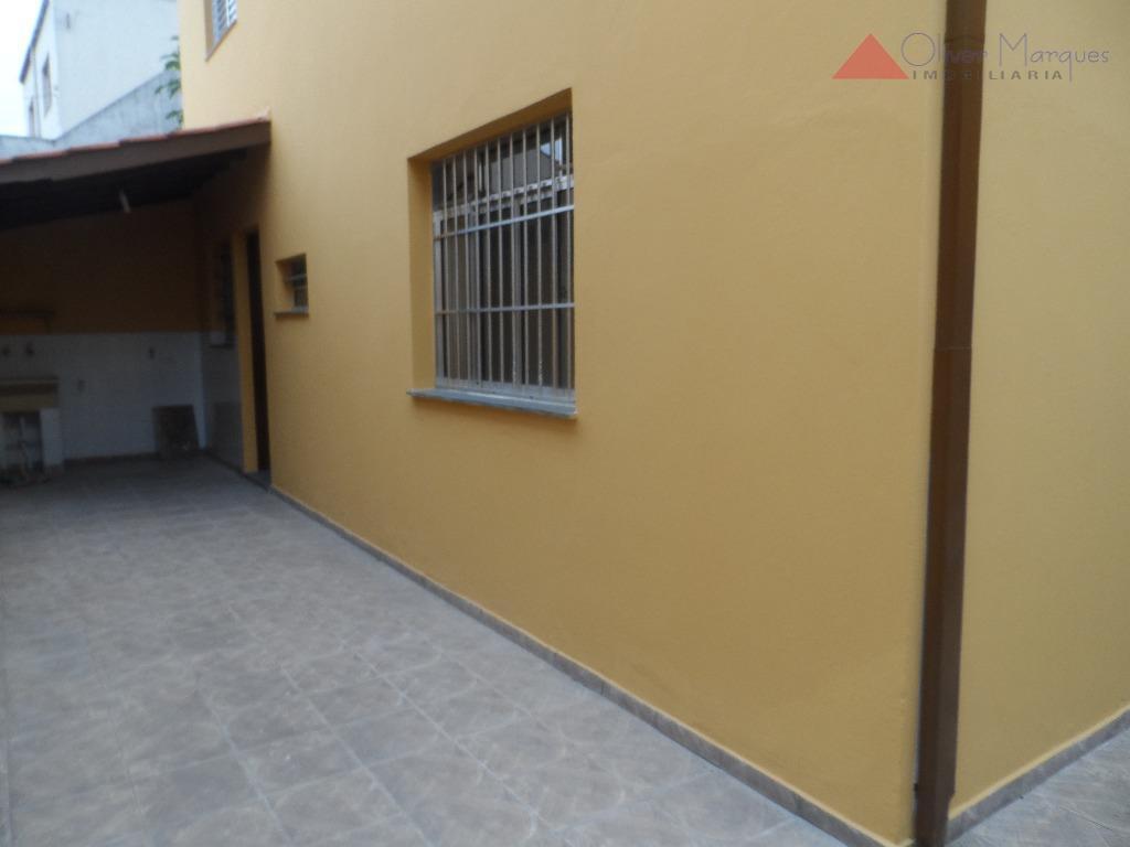 Sobrado residencial para locação, Jaguaré, São Paulo - SO1756.
