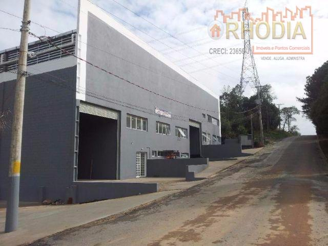 Galpão Industrial 1646 m² - Santana De Parnaíba