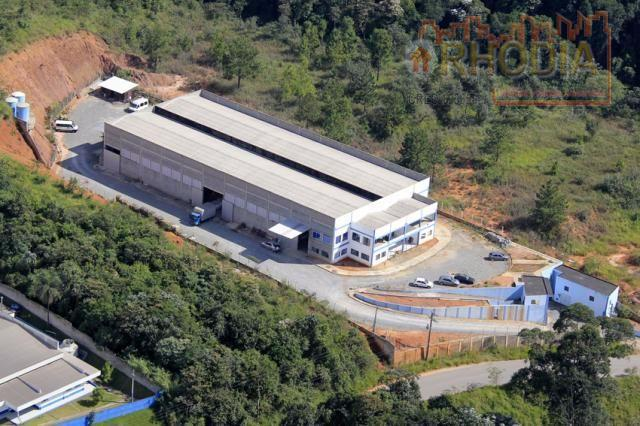 Galpão Industrial  6.500 m² - Araçariguama