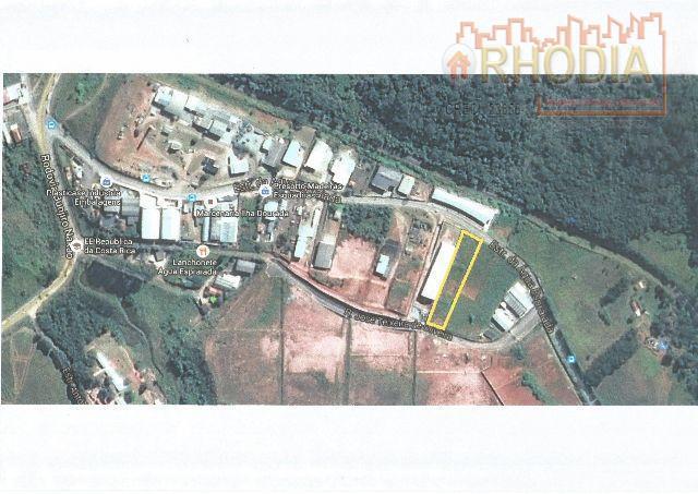 Terreno industrial/comercial 4423 m² - Cotia
