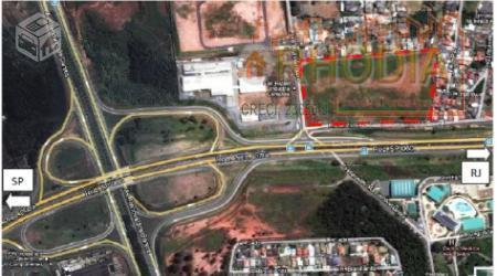Terreno com Área de 2.940 m² - Arujá/SP