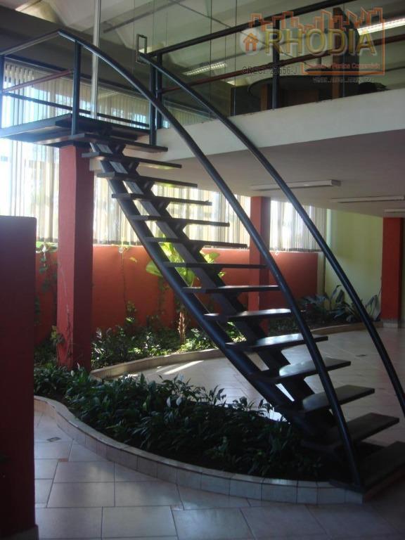 Galpão industrial 10.000 m² - Embu das Artes