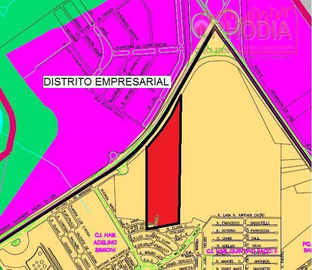 Área comercial à venda, Quintino Facci II, Ribeirão Preto.