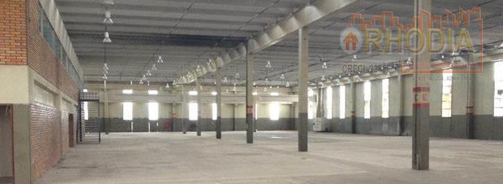 Galpão comercial à venda, Distrito Industrial, Jundiaí.