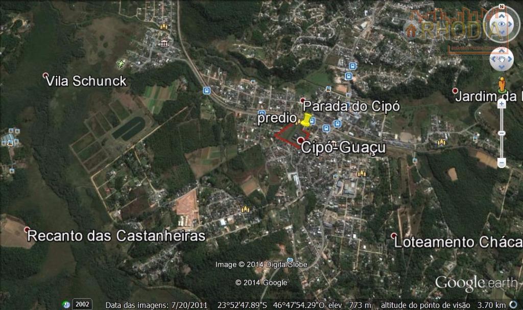 Área em Cipó com 21.000 m² - Embu Guaçu/SP