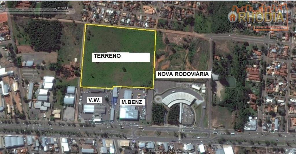 Terreno Urbano 83.790 - Campo Grande (MS)