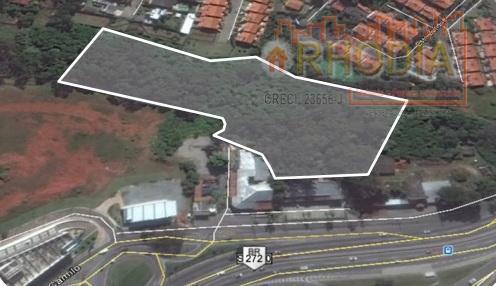 Área 12971 m² - Raposo Tavares