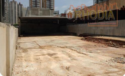 Terreno comercial - Centro/São Bernardo do Campo.