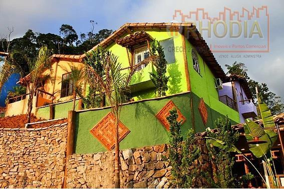 Pousada à venda, Centro, Tapiraí - PO0001.