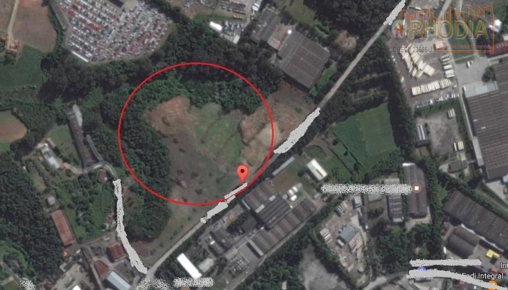 Terreno à Venda - 12.630 m² -São Bernardo do Campo