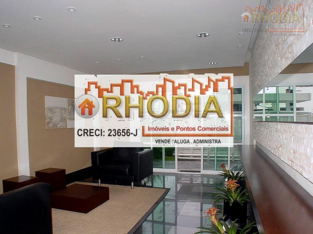 Loft residencial à venda, Moema, São Paulo.