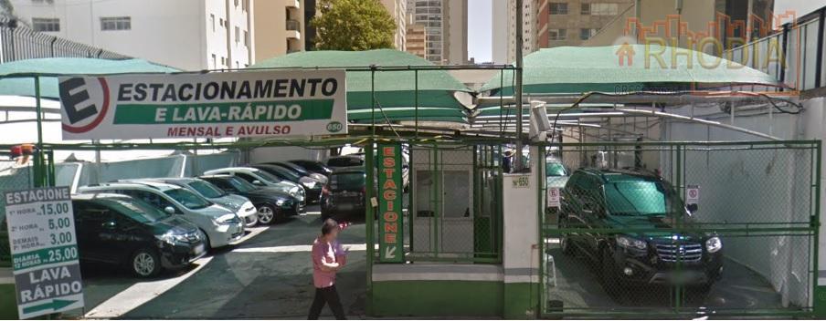 Estacionamento a venda em Indianópolis, São Paulo.