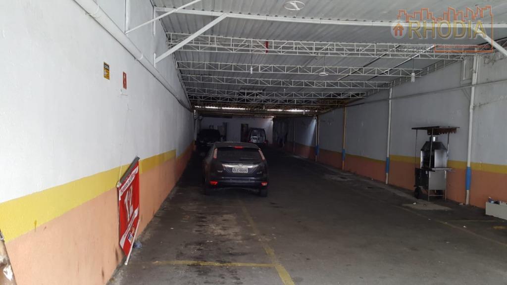 Terreno comercial 332 m² - Vila Buarque