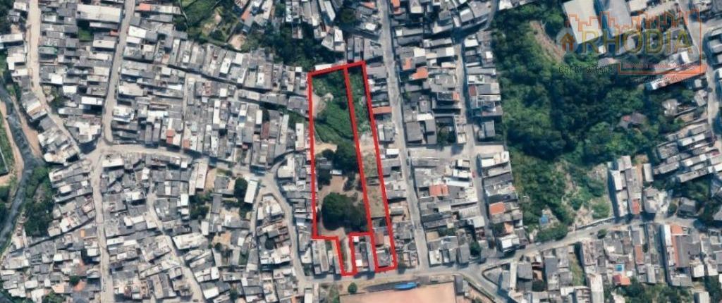 Terreno residencial à venda 6.600 m² , Vila Princesa Isabel