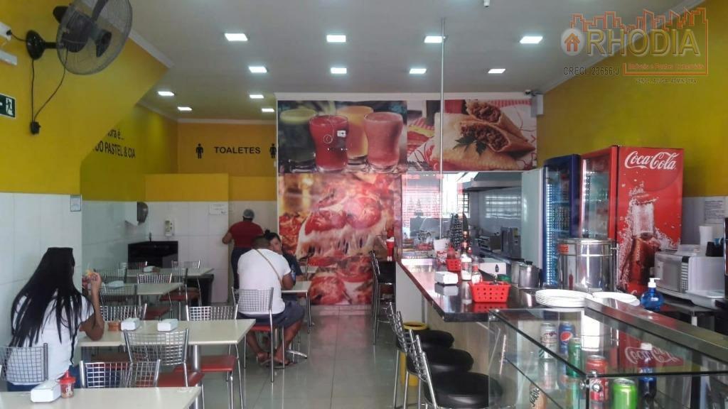 Vende-se Pastelaria - Centro de guarulhos