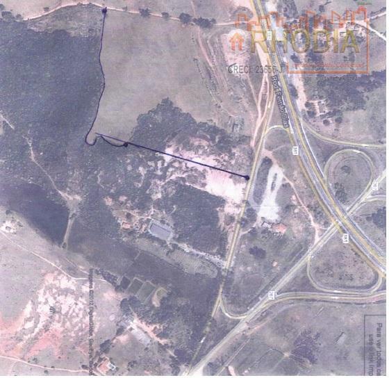 Terreno à venda, 81600 m² por R$ 2.400.000 - Zona Rural - Campanha/MG