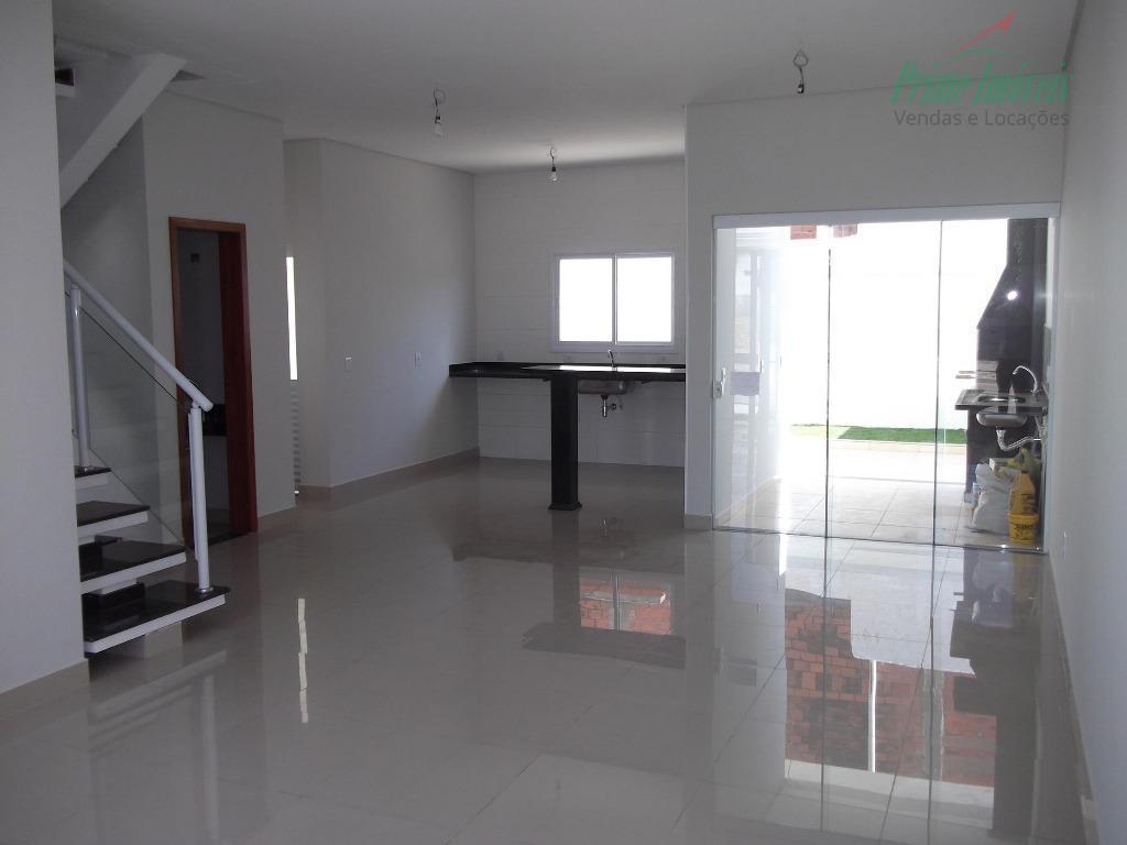 Sobrado residencial à venda, Parque São Bento, Sorocaba.