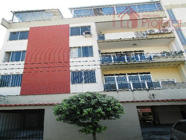 Apartamento residencial à venda, Centro, Nova Iguaçu - AP0039.