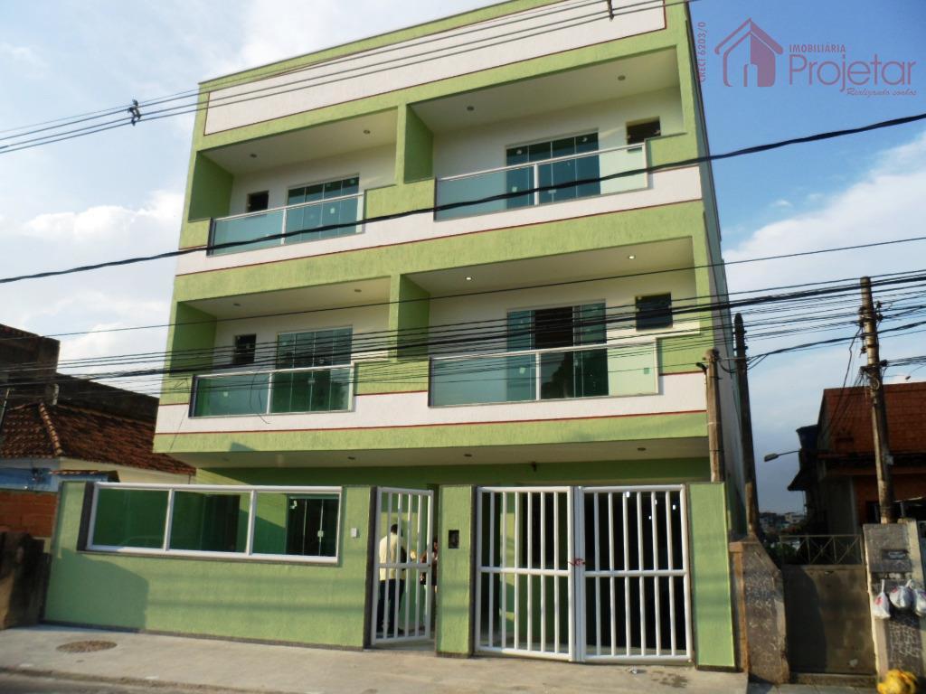 Apartamento residencial à venda, Centro, Nilópolis.